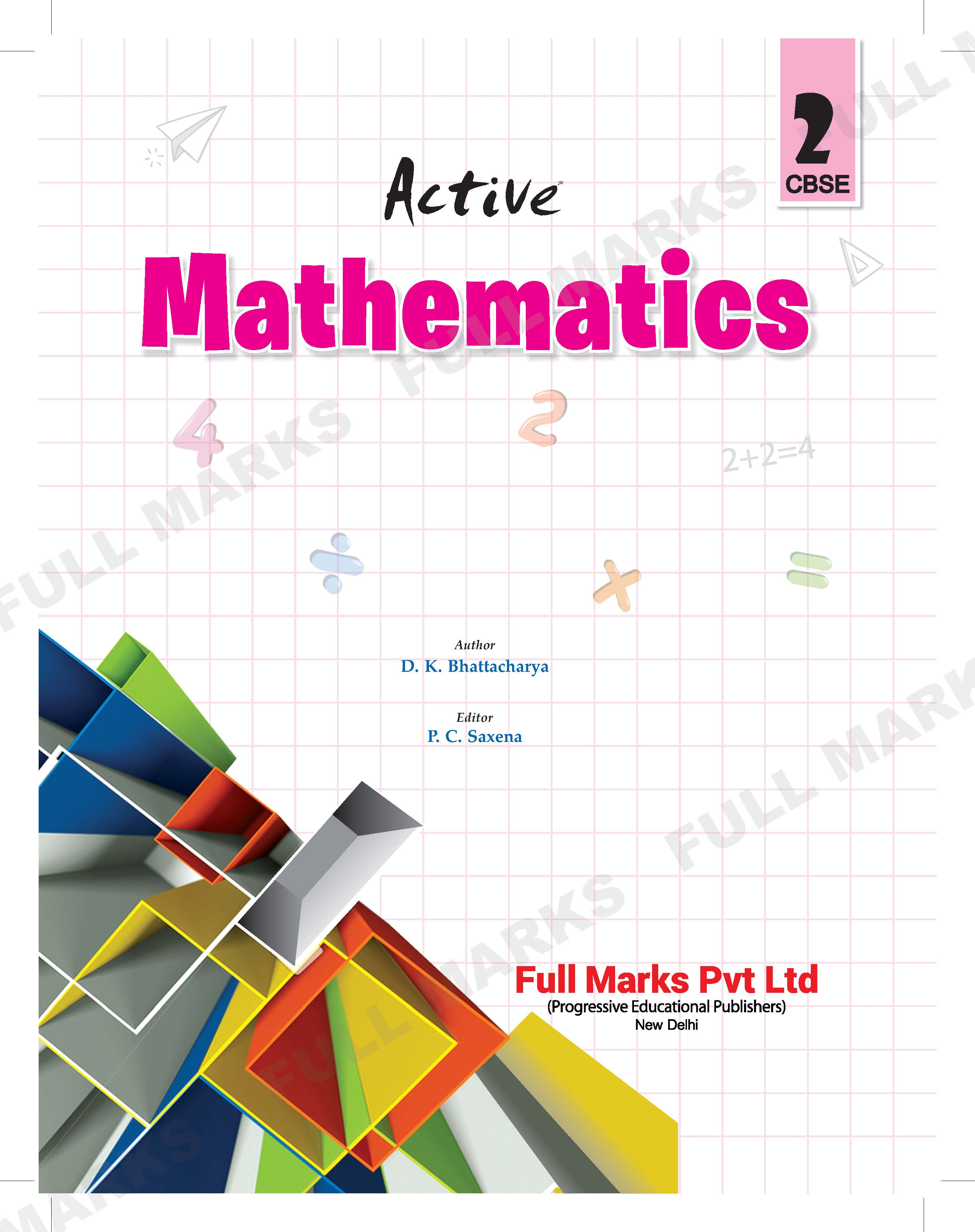 Active Mathematics Class 2