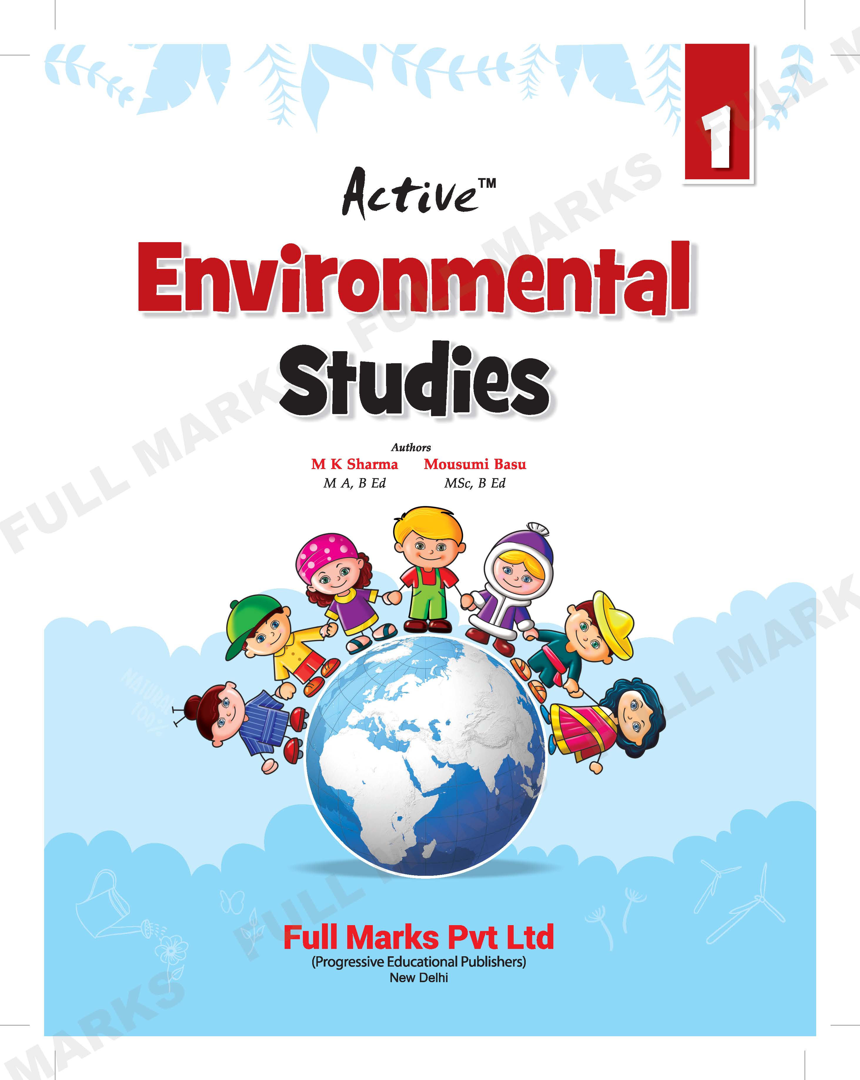 Active Environmental Studies Class 1