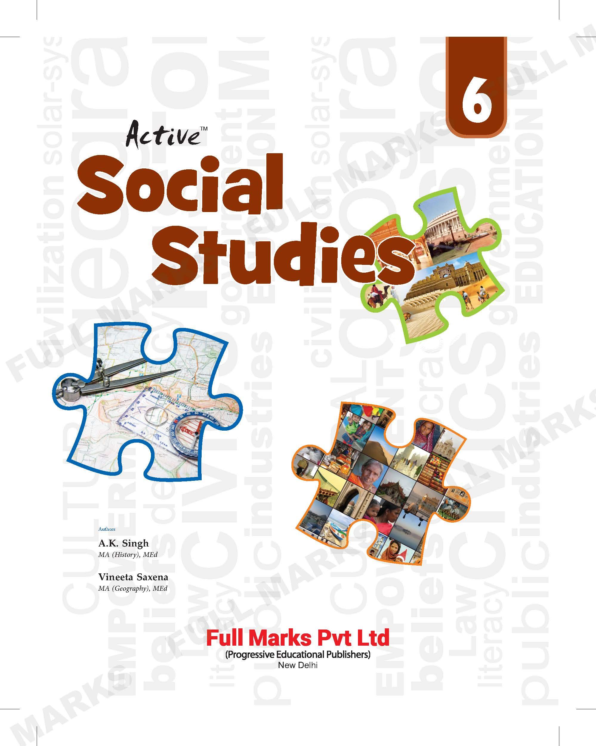 Active Social Studies Class 6