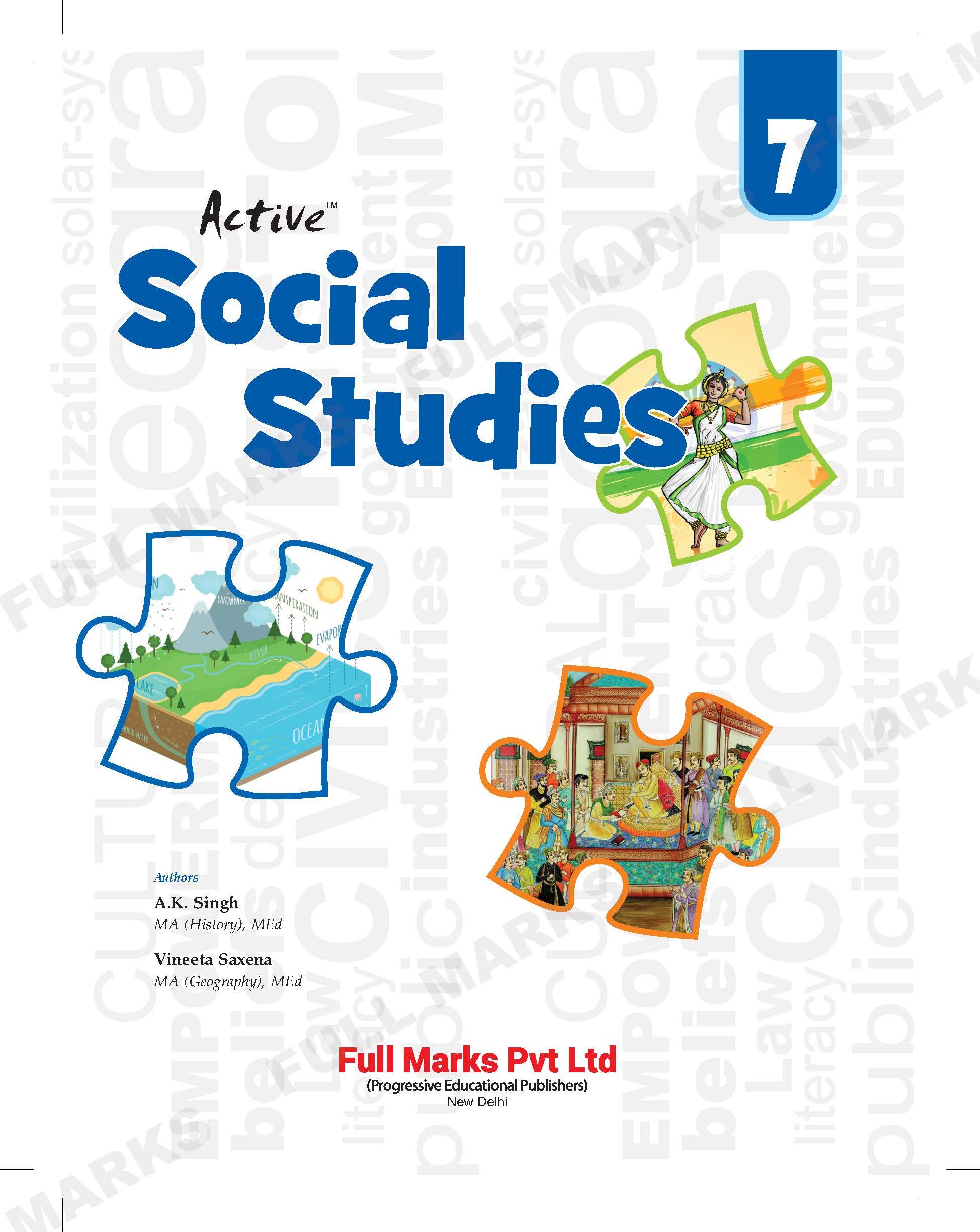 Active Social Studies Class 7