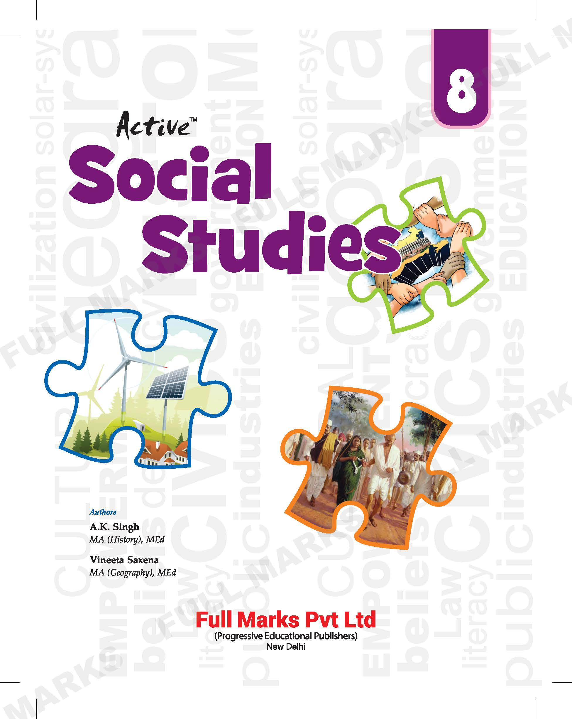 Active Social Studies Class 8
