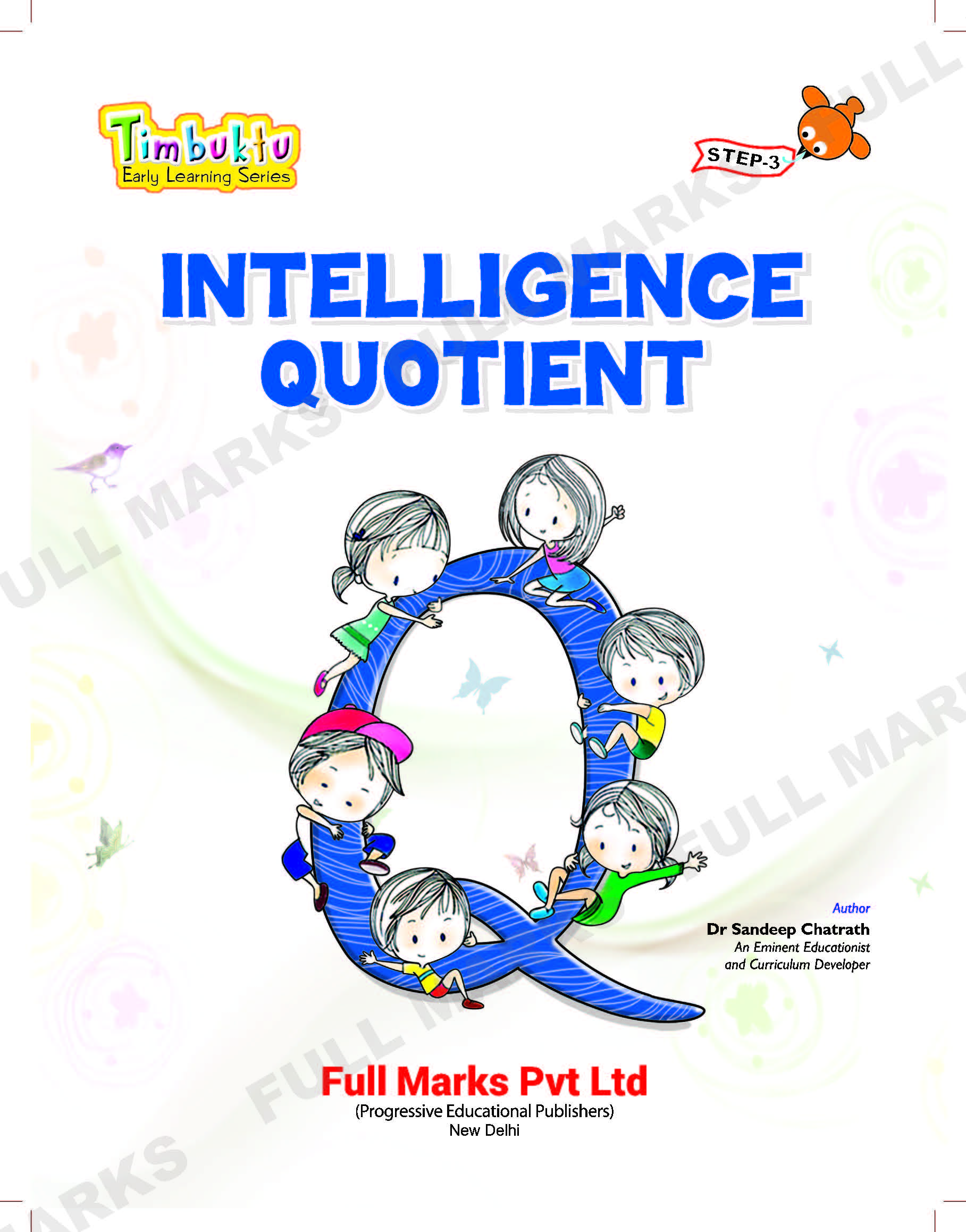Intelligence Quotient Step - 3
