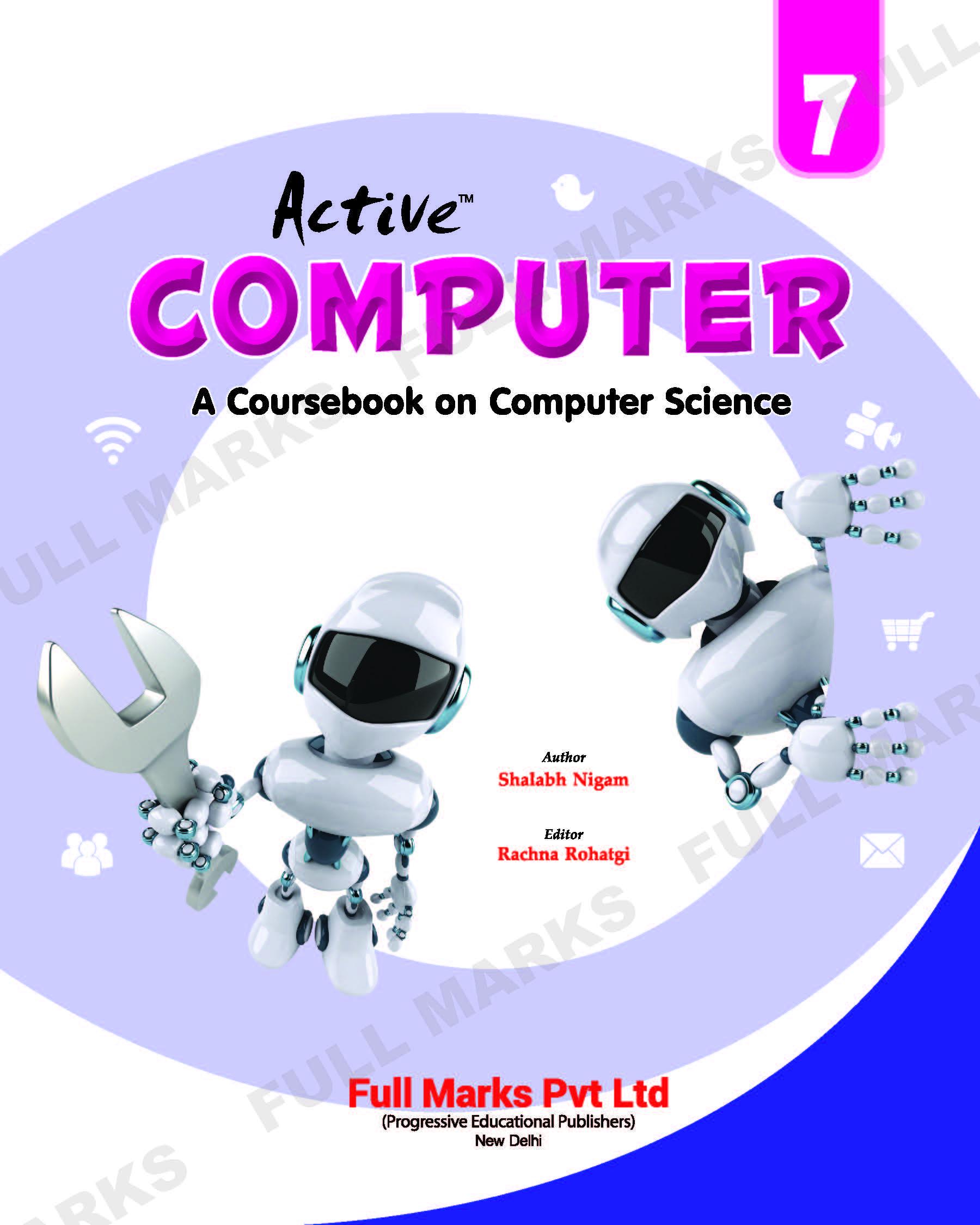 Active Computer Class 7