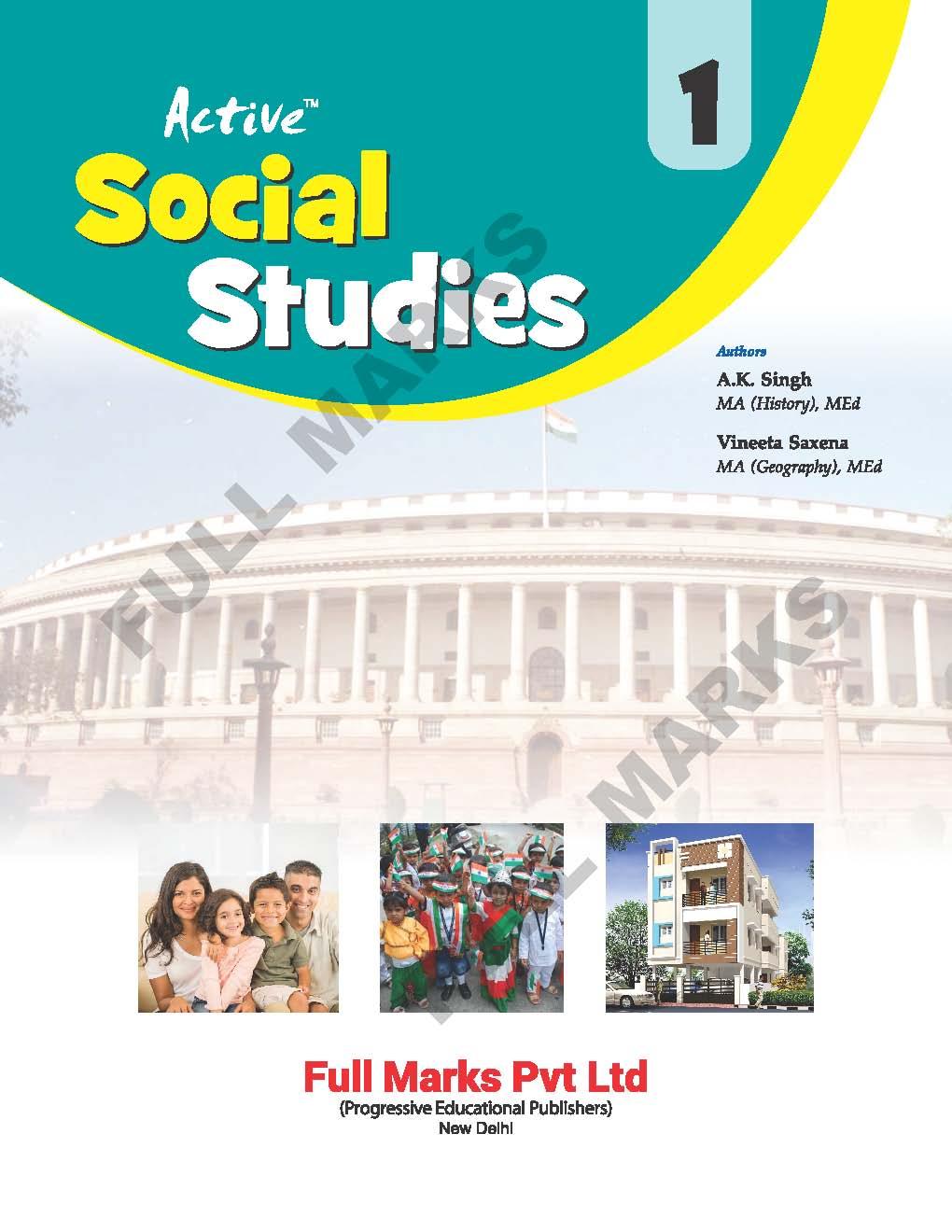 Active Social Studies Class 1