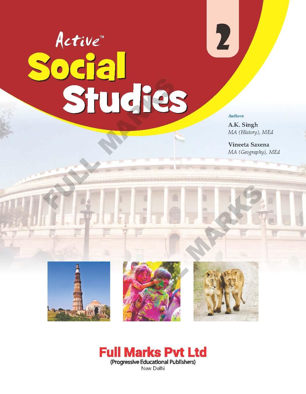 Active Social Studies Class 2