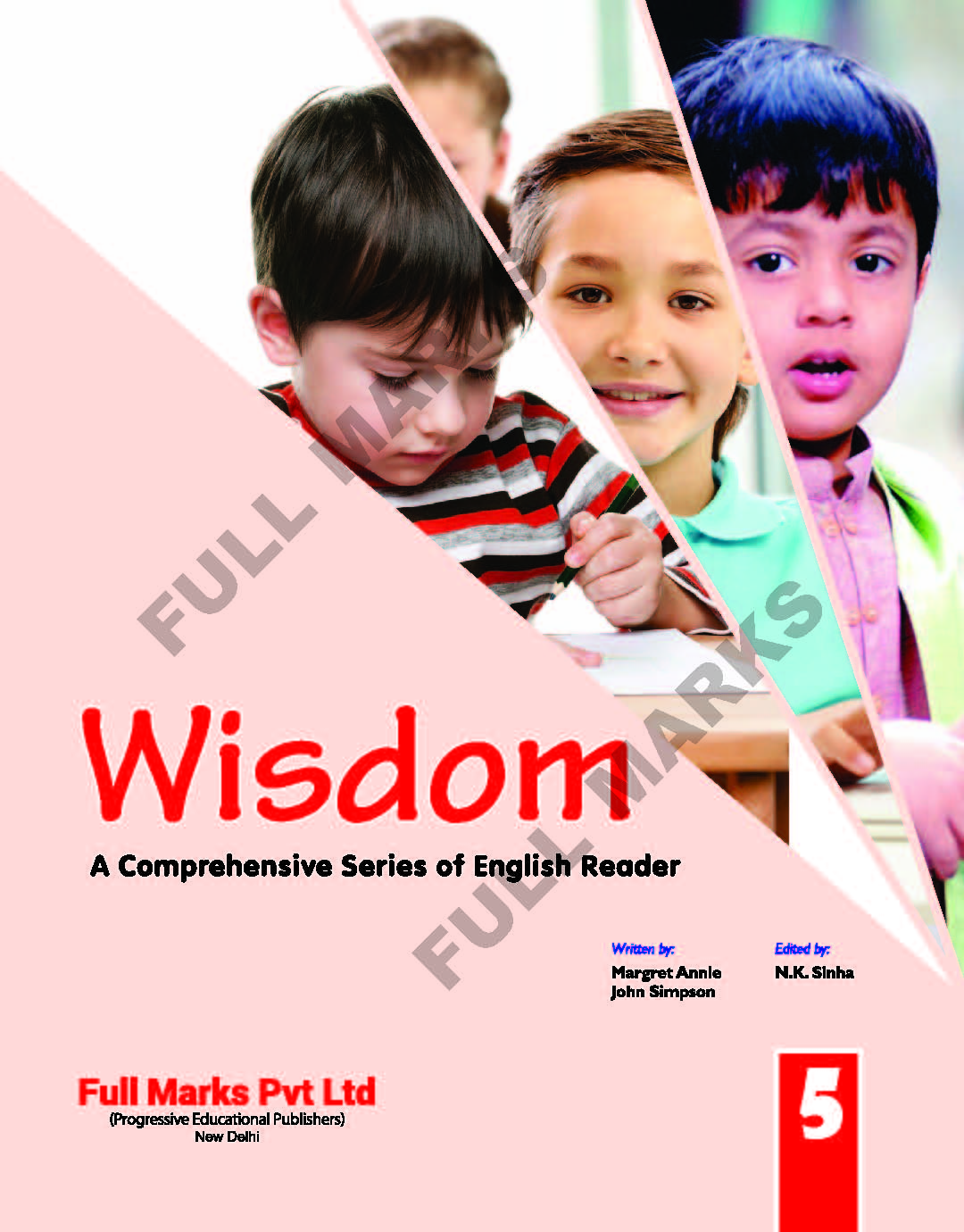 Wisdom English Reader Class 5