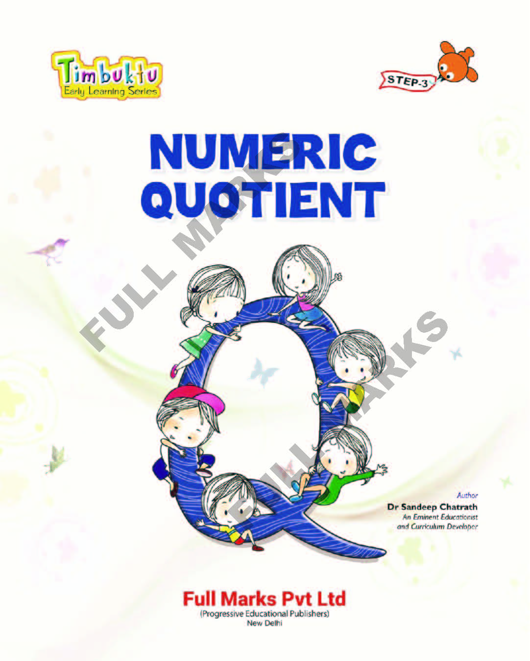 Numeric Quotient Step 3