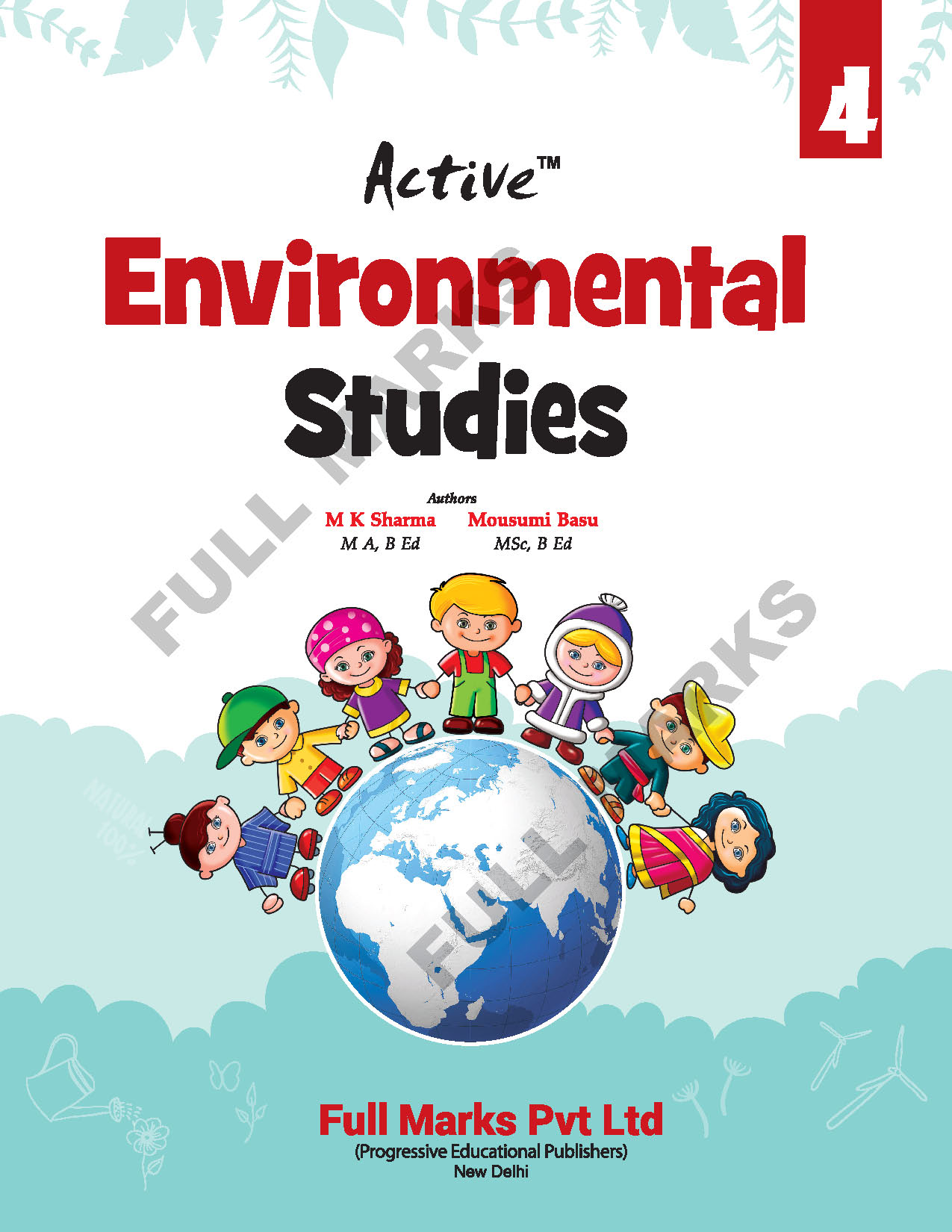 Active Environmental Studies Class 4