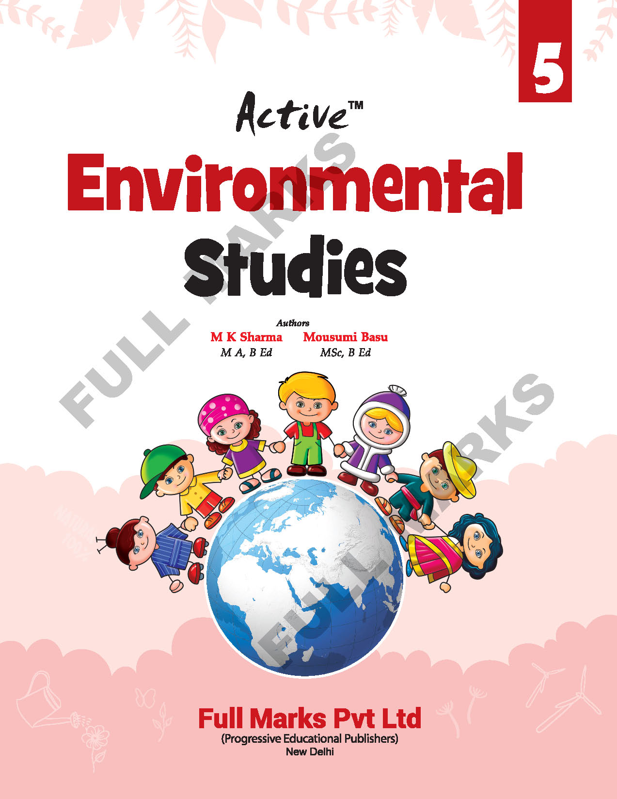 Active Environmental Studies Class 5