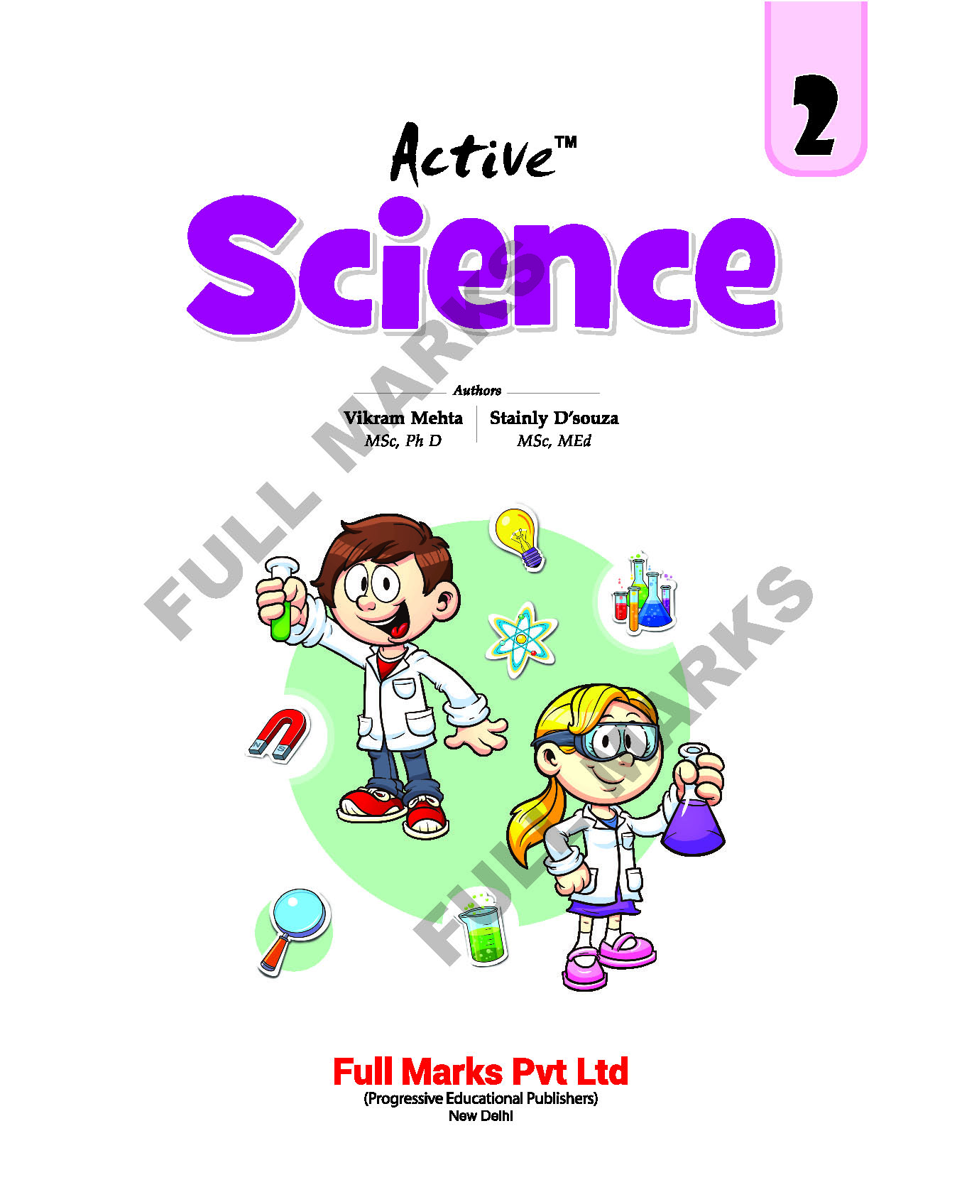 Active Science Class 2