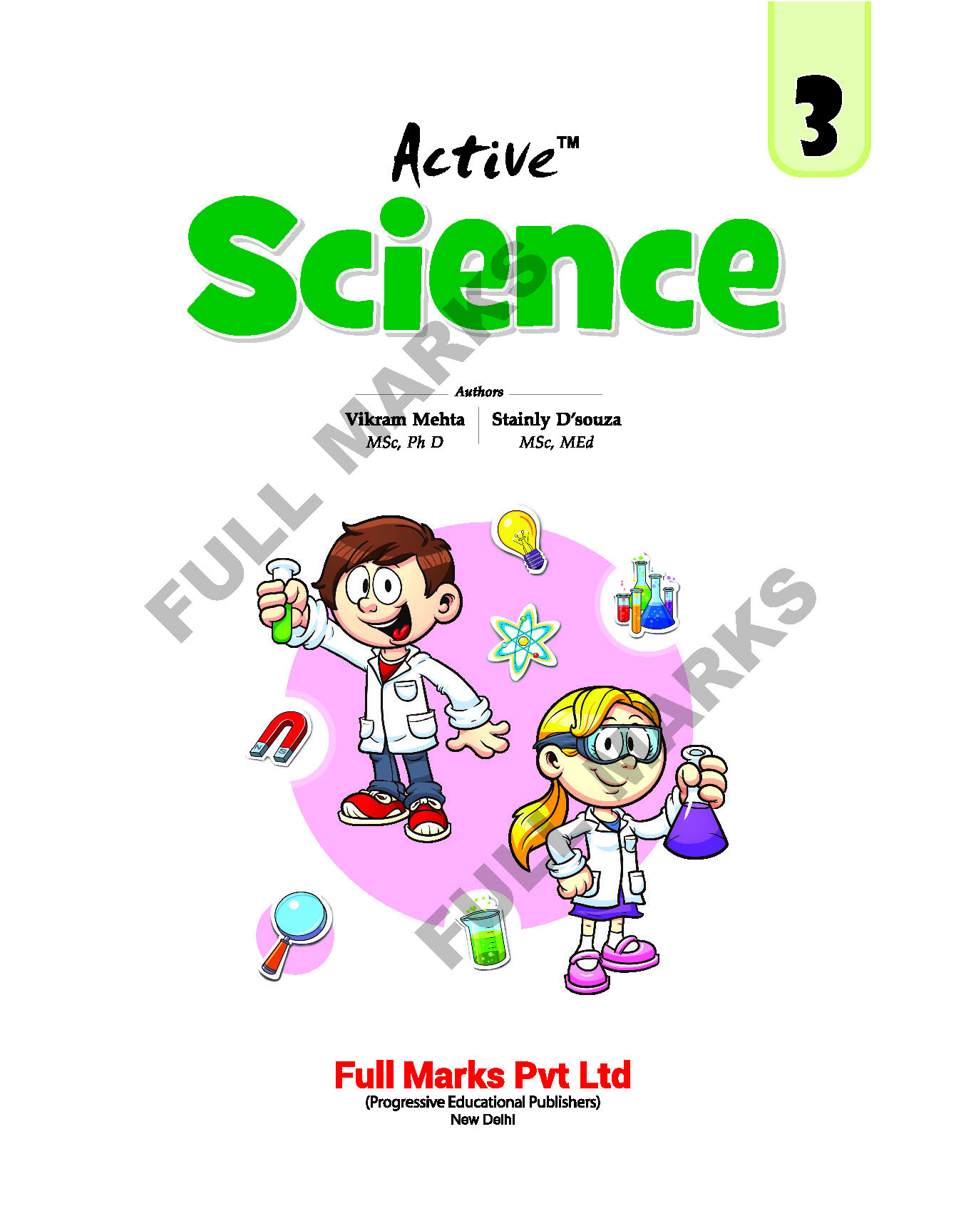 Active Science Class 3
