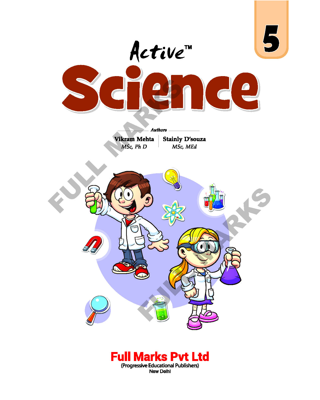 Active Science Class 5