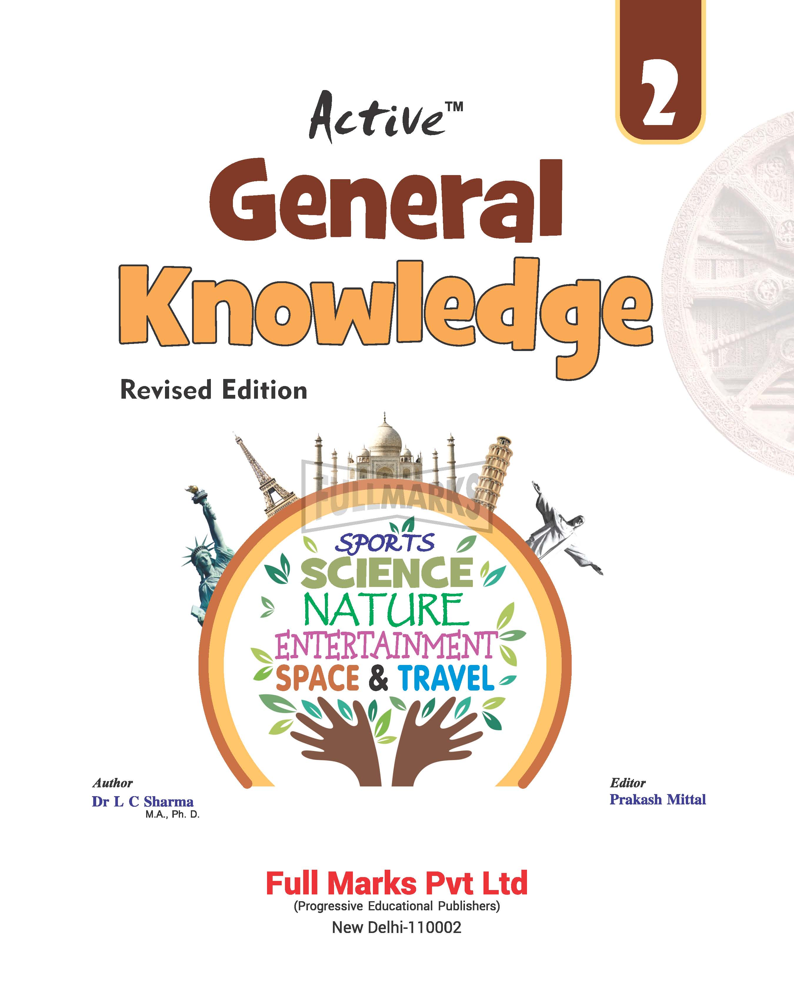 Active General Knowledge Class 2