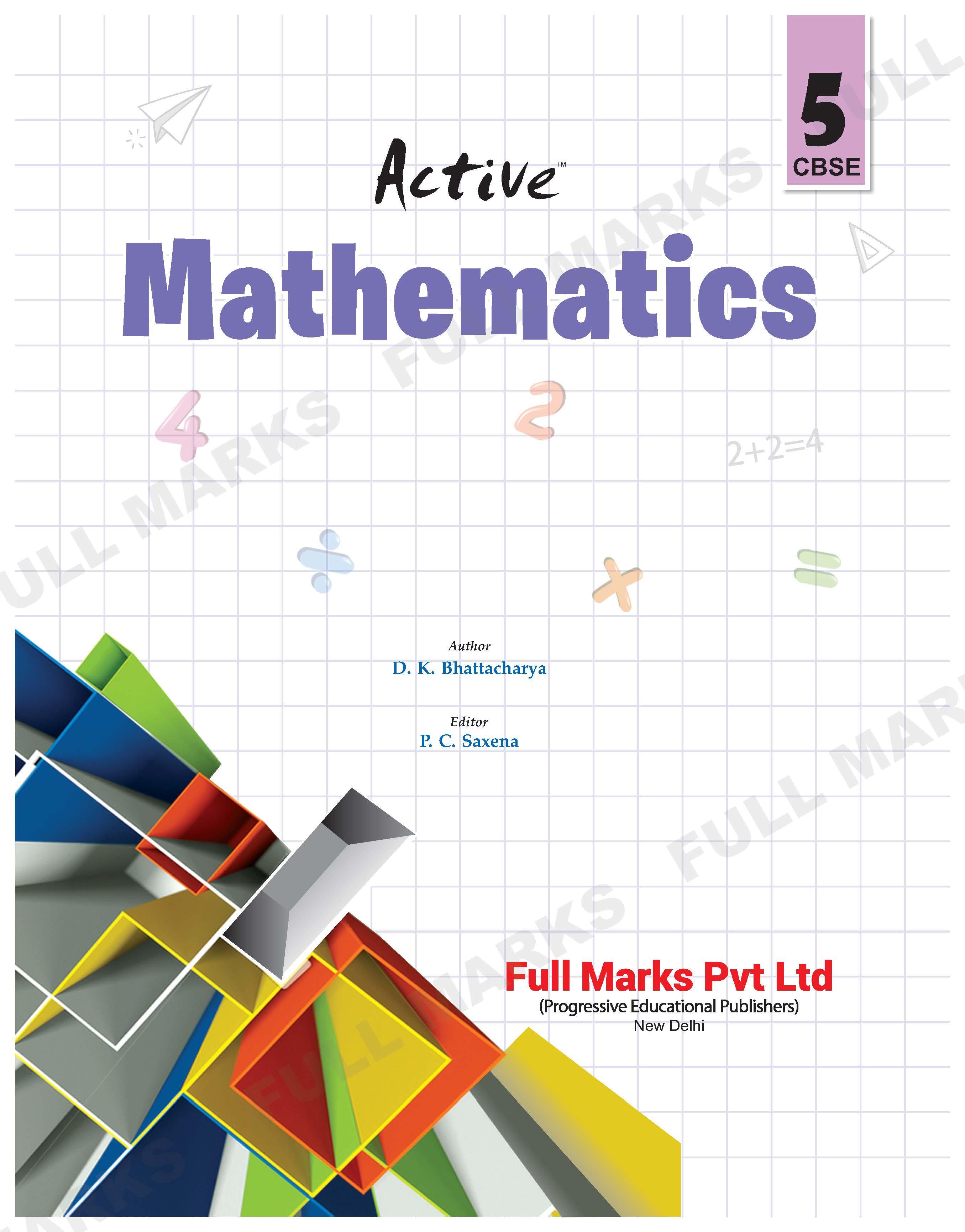Active Mathematics Class 5