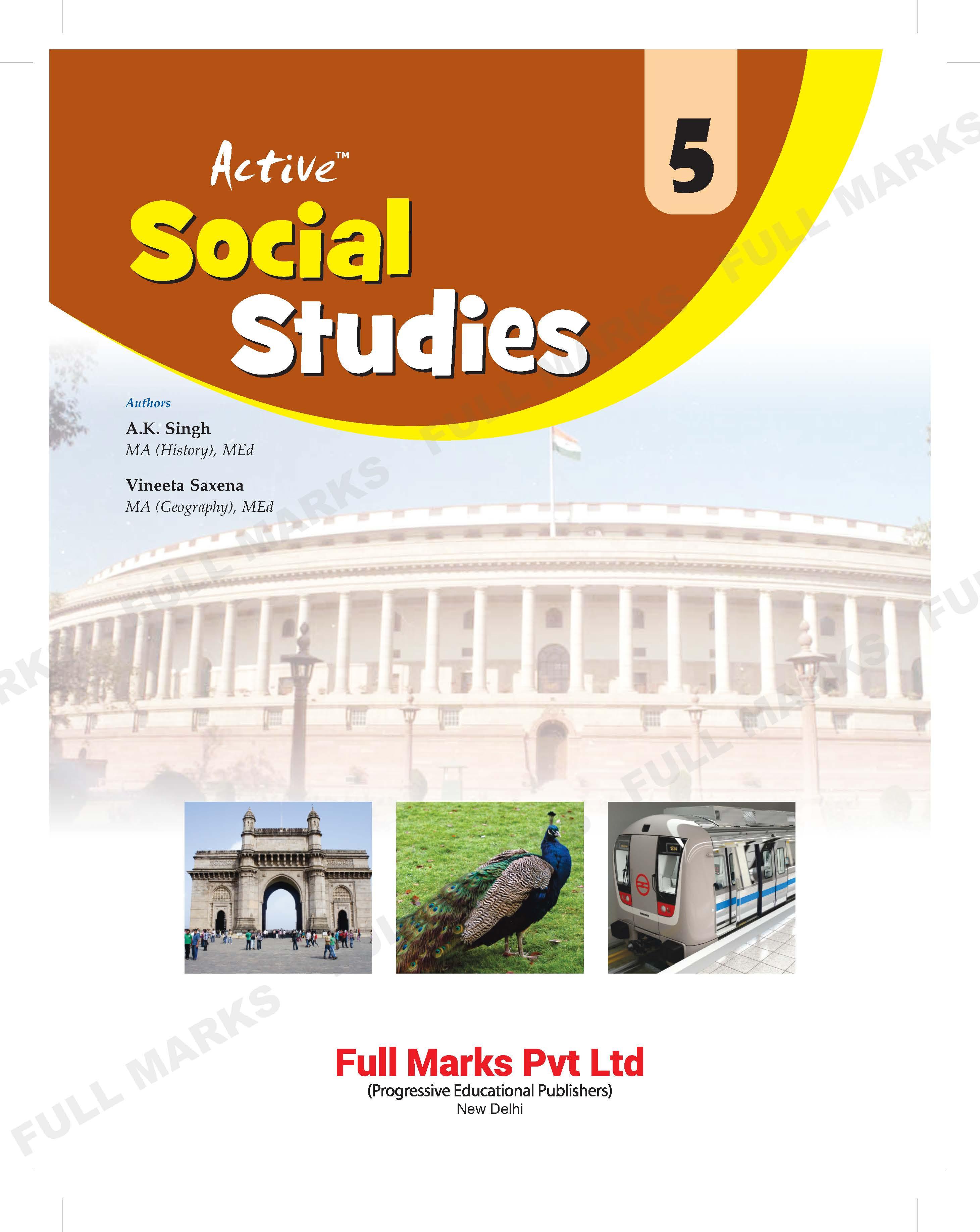 Active Social Studies Class 5