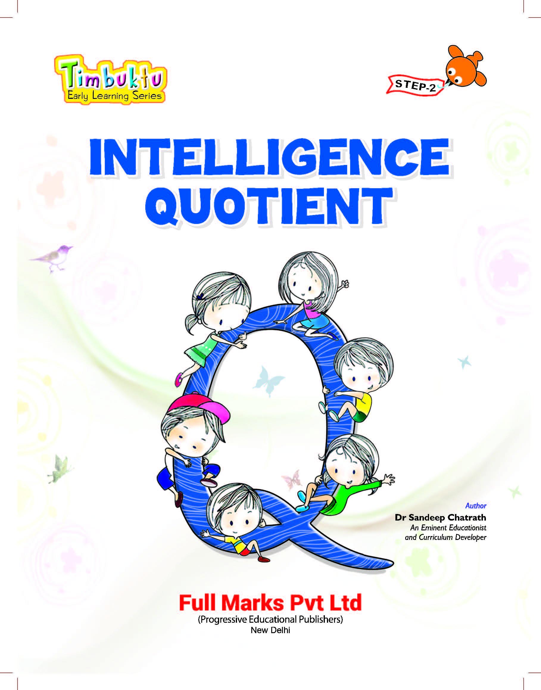 Intelligence Quotient Step - 2