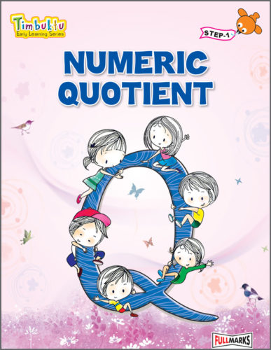 Numeric Quotient Step 1