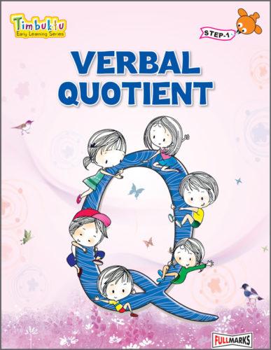 Verbal Quotient Step 1