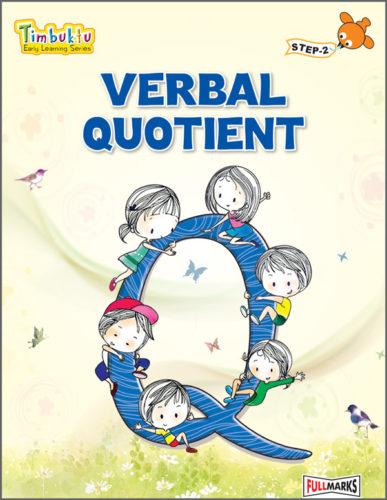 Verbal Quotient Step 2