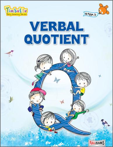 Verbal Quotient Step 3