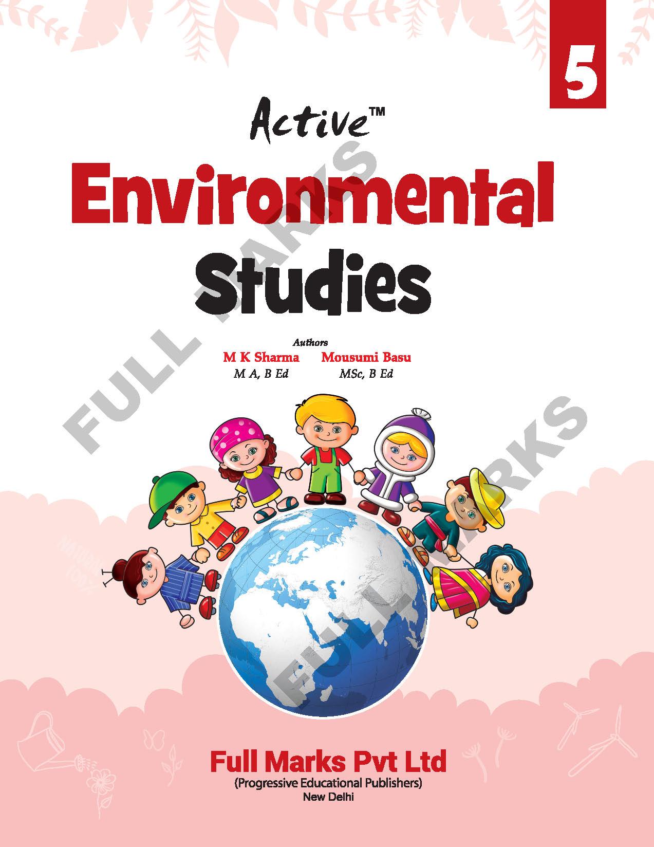 Active Environmental Studies Class 5