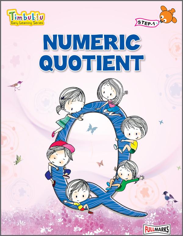 Demo Numeric Quotient Step 1